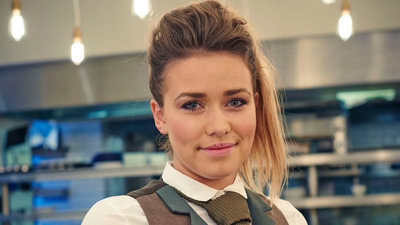 Laura Tott on 'First Dates'