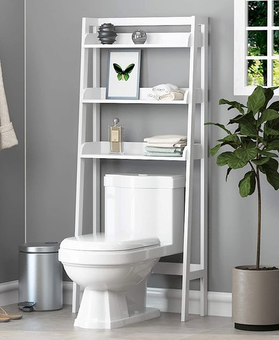 Utex 3-Shelf Standing Bathroom Organizer