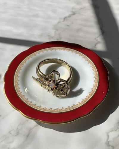 1960s Snake Wrap Bracelet