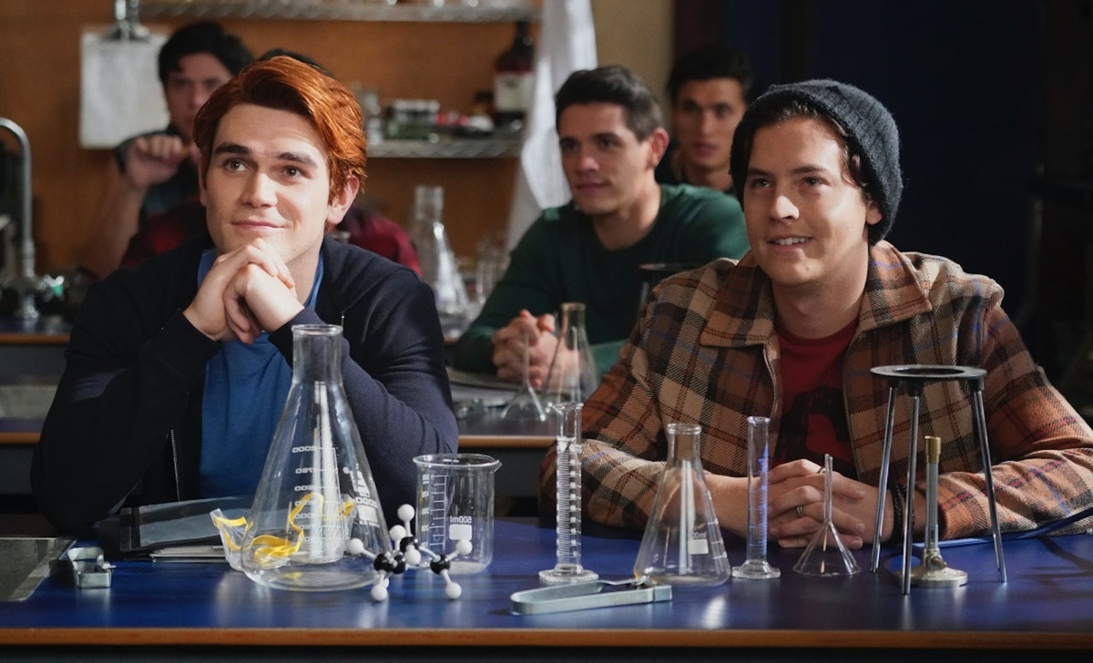 KJ Apa's quotes about 'Riverdale' Season 5's time jump are revealing.