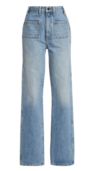 Isabella Rigid Jeans