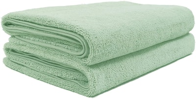 Polyte Quick Dry Bath Sheets (Set of 2)