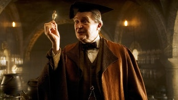 Jim Broadbent as Horace Slughorn in Harry Potter and the Half-Blood Prince