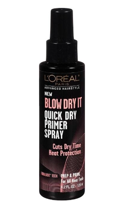 L'Oréal Paris Advanced Hairstyles Blow Dry it Quick Dry Primer Spray