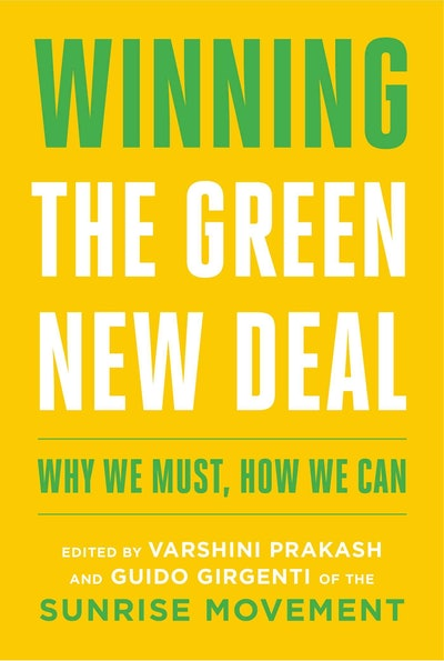 'Winning the Green New Deal: Why We Must, How We Can,' edited by Varshini Prakash and Guido Girgenti