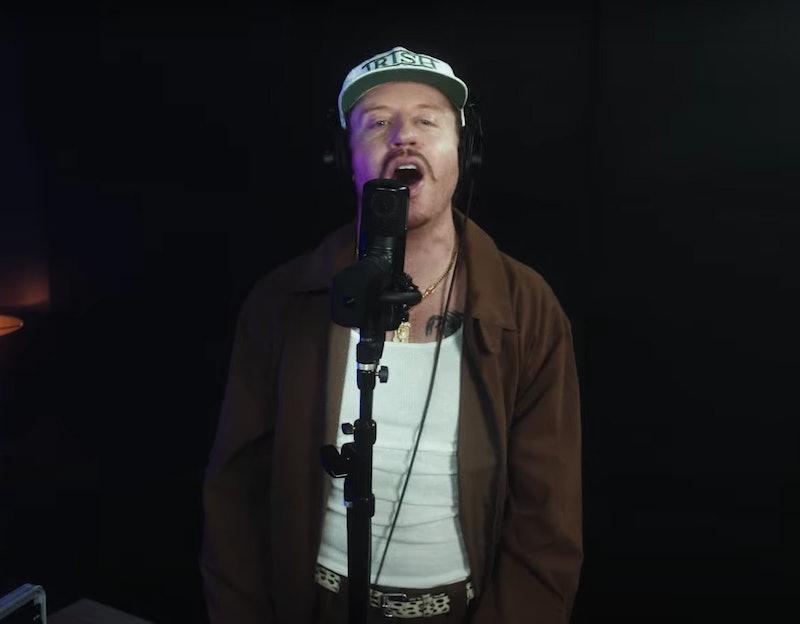 Macklemore released a Donald Trump diss track. Photo via YouTube