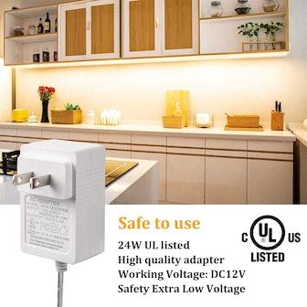 WOBANE Under-Cabinet Lighting (6 Pieces)