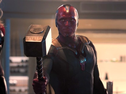 Vision in 'Ultron.'