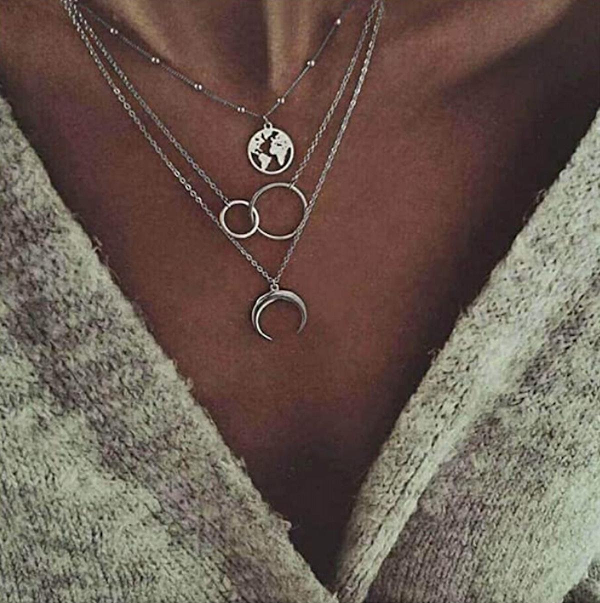 Edary Layered Necklace