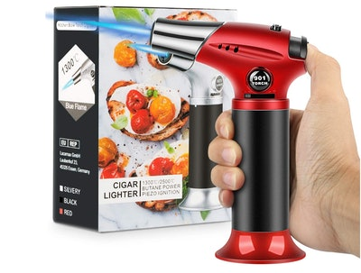 Tencoz Professional Kitchen Cooking Torch