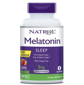 Natrol Melatonin Fast Dissolve Tablets