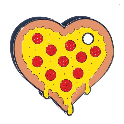 Pizza My Heart Tag