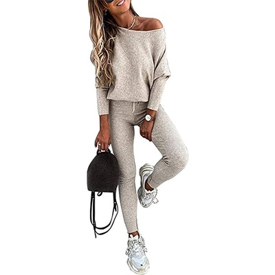PRETTYGARDEN Casual Two Piece Outfit