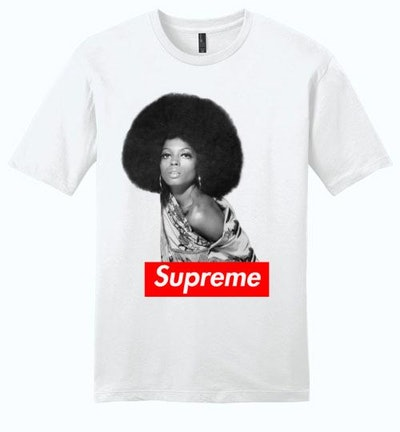 Diana Ross Supreme T-shirt