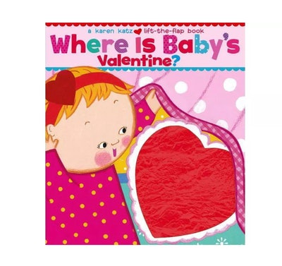 Where Is Baby's Valentine? by Karen Katz (Board Book)