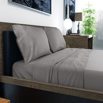 BAMPURE Bamboo Pillowcases (Set of 2)