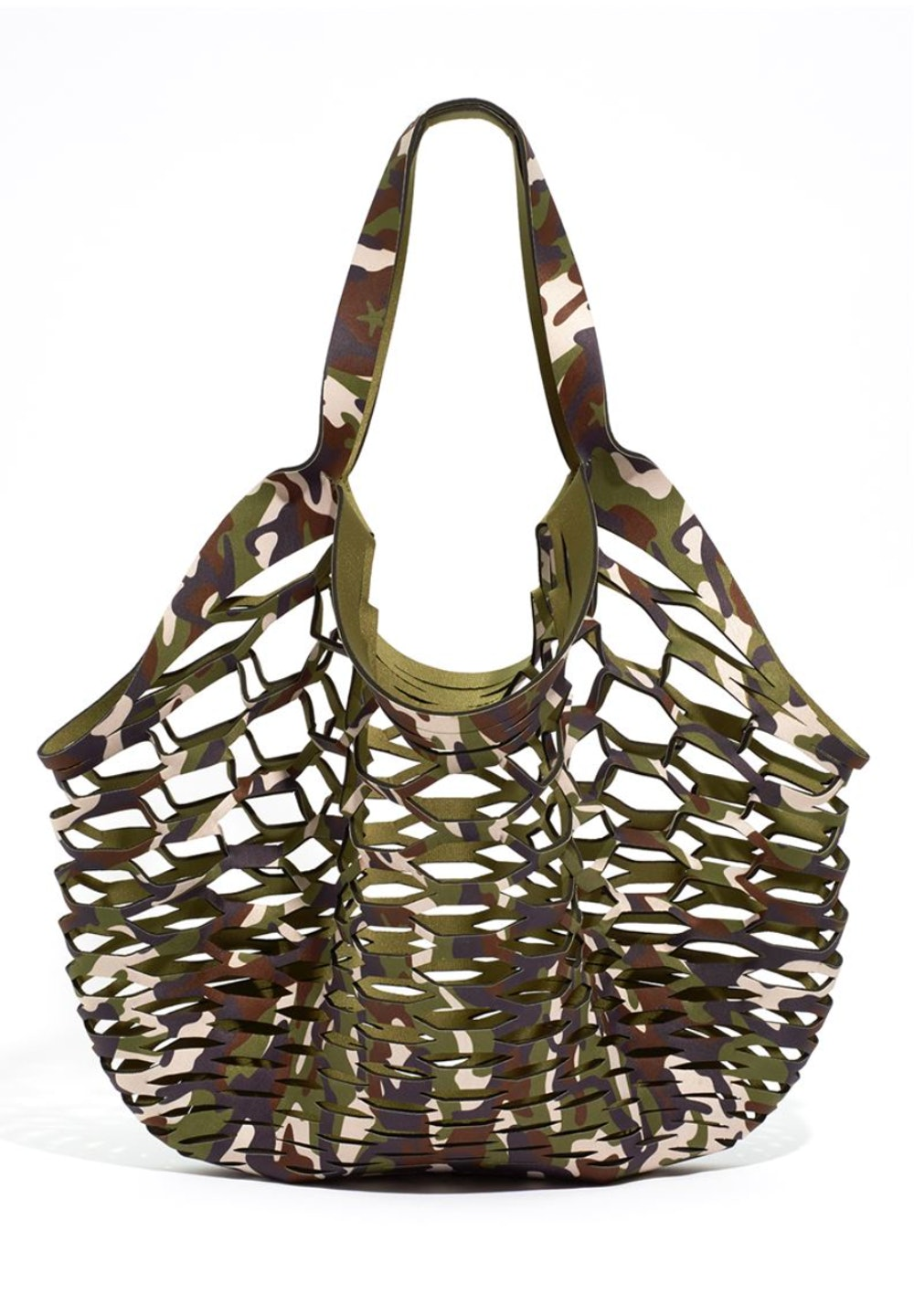 Fisherman Reversible Neoprene Tote
