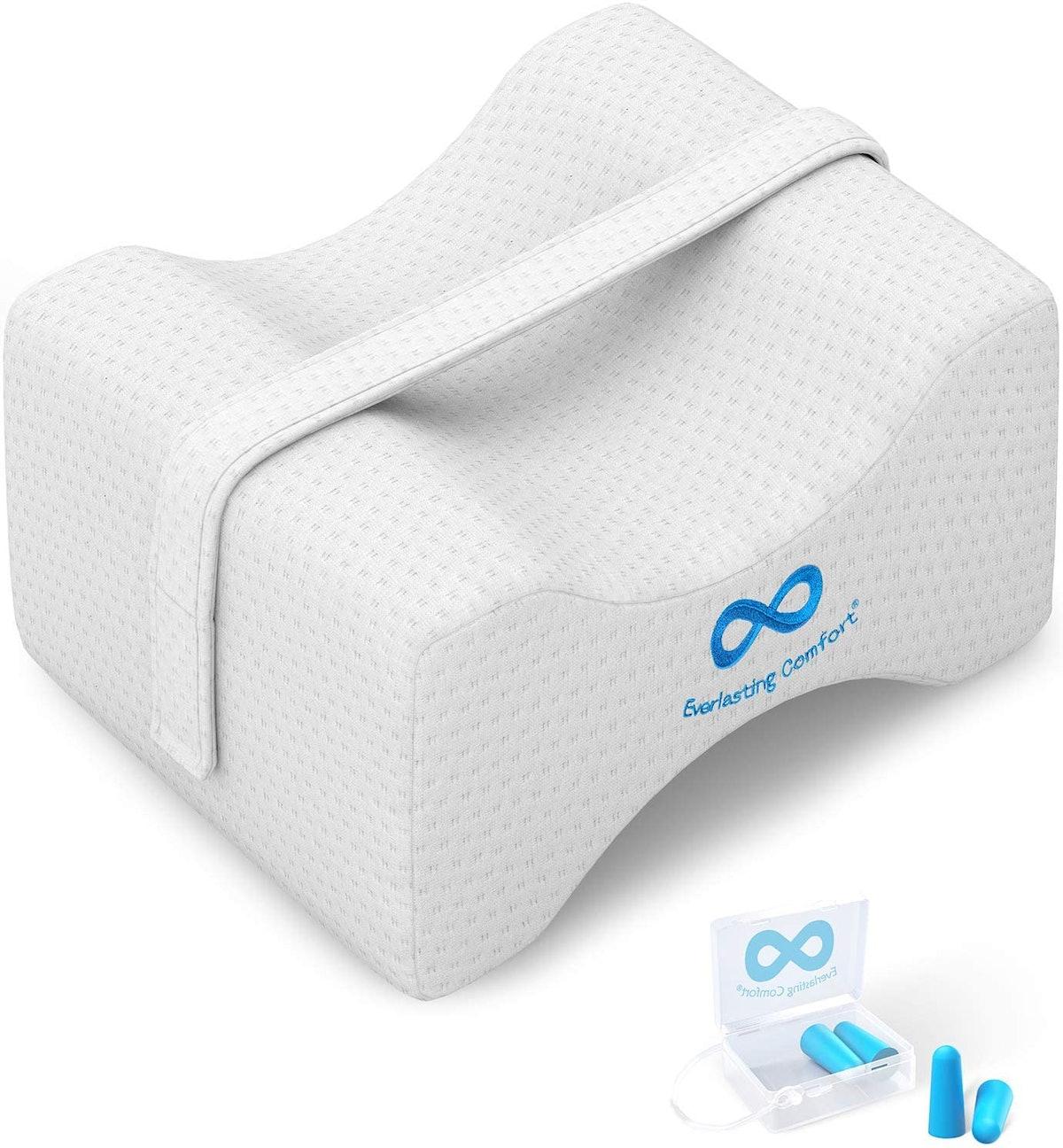 Everlasting Comfort Memory Foam Knee Pillow