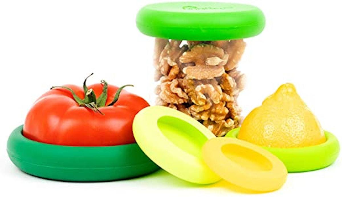 Food Huggers Reusable Food Savers