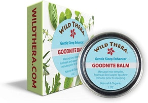 Wild Thera Sleep Aid and Stress Relief Balm