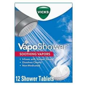 Vicks VapoShower Bomb Tablets