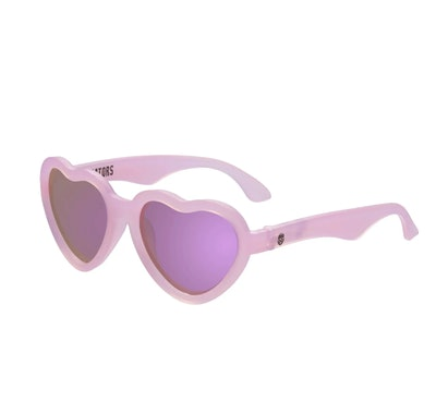 Babiators 43mm Polarized Heart Sunglasses
