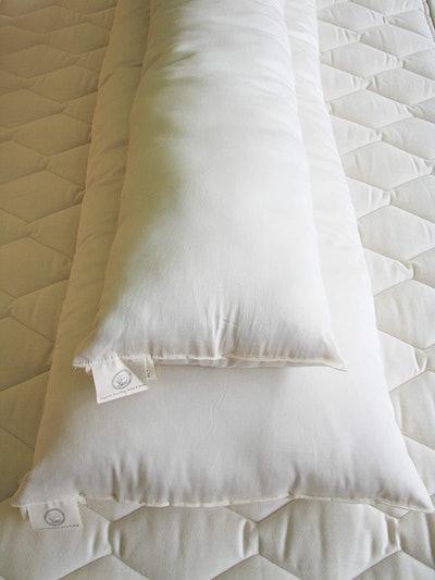 Holy Lamb Organics Wool Body Pillow