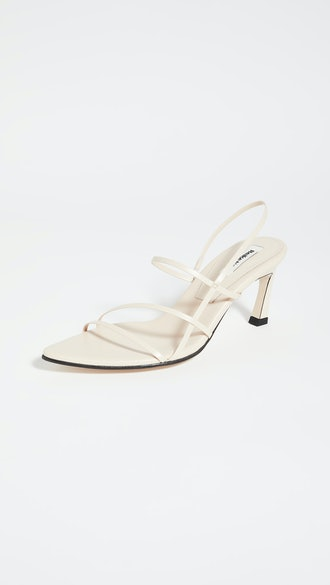 3 Strappy Pointed Sandals