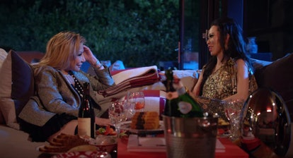 Christine and Anna on 'Bling Empire'