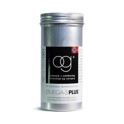 Omega-3 Plus Gels 120