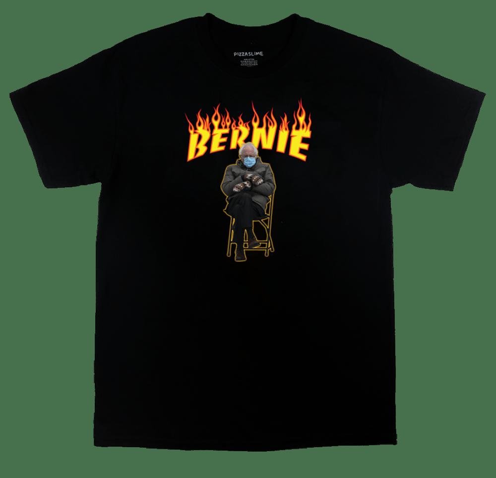Inauguration Bernie T-Shirt