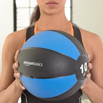 Amazon Basics Medicine Ball