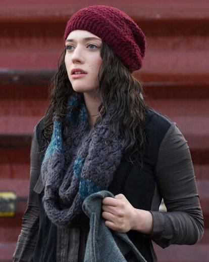 Darcy in 'Thor Dark World.'