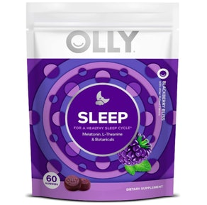 Olly All Natural Sleep Melatonin Gummies