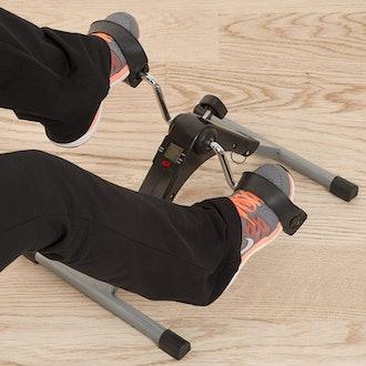 Wakeman Portable Folding Fitness Pedal
