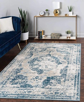 Unique Loom Sofia Collection Area Rug