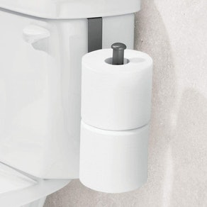 mDesign Toilet Paper Holder