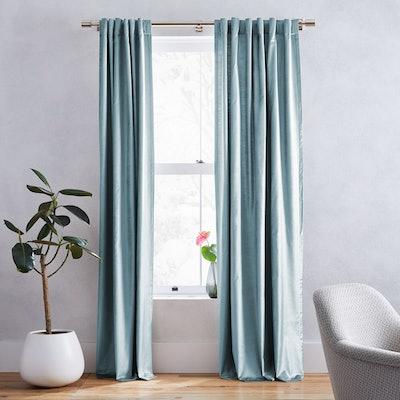 Luster Velvet Curtain