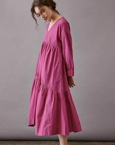 Farrow Midi Dress