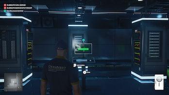 hitman 3 dubai server room
