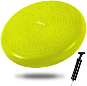Trideer Inflatable Wobble Cushion