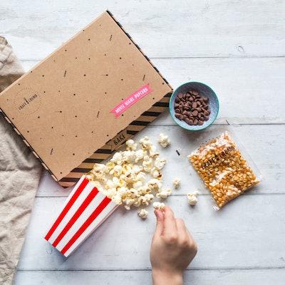Letterbox Mini Popcorn Kit
