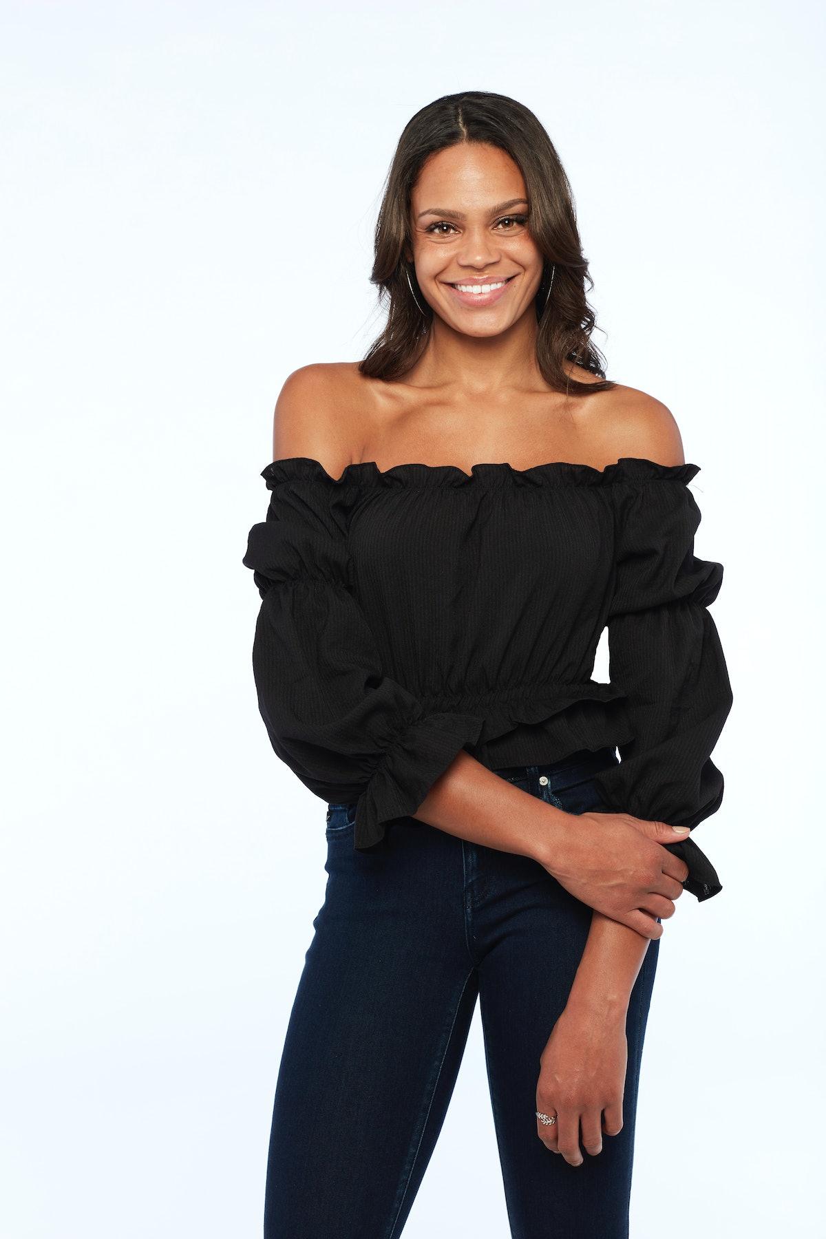 Michelle Young from Matt's 'Bachelor' Season