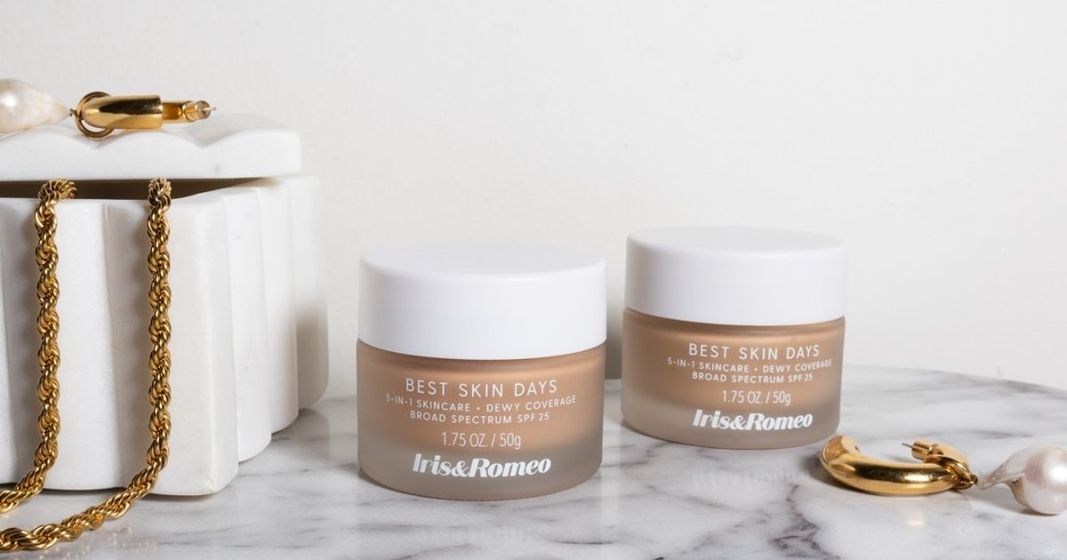This Skin Care Trend Allows For A Little Laziness