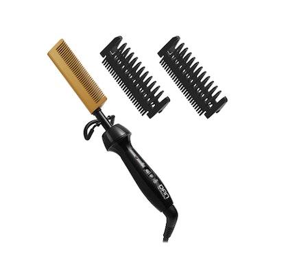 DAN Technology Anti-Scald Ceramic Hot Comb