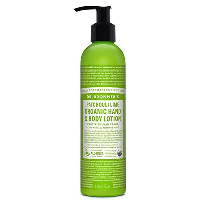 Dr. Bronner's Organic Hand & Body Lotion