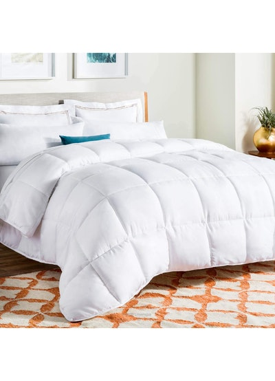 Linenspa All-Season Down-Alternative Quilted Comforter