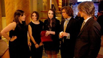Cast of 'NYC Prep.' Photo via Bravo