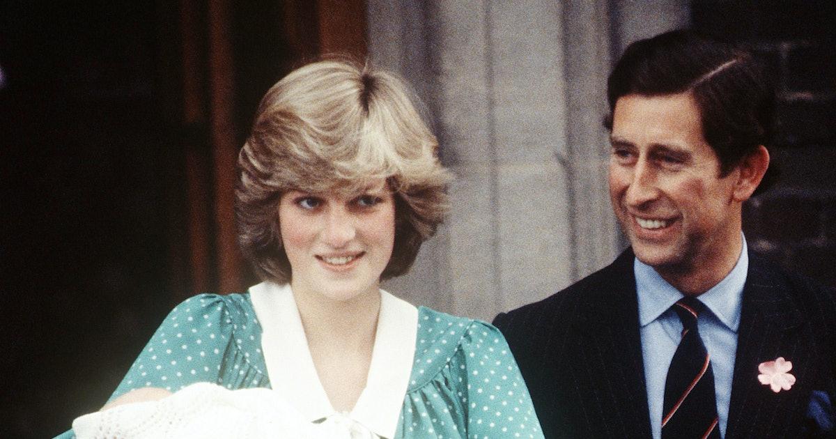 "Why Diana Broke The ""Twilight Sleep"" Royal Birth Tradition"
