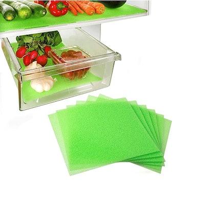 Dualplex Fruit & Veggie Life Extender Liner (6-Pack)